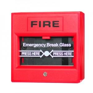 Sistema-de-alarma-contra-incendios-CJ-CP106-punto-convencional-Call-Manual-rompa-el-vidrio